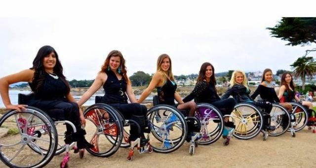 Compañía de danza en silla de ruedas Walk&Roll