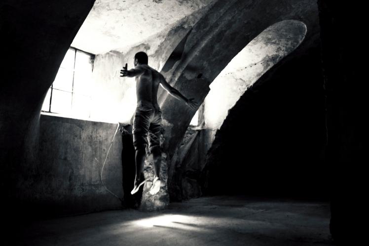 Black & White jump, imagen gracias a Splisthire