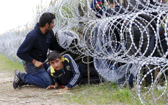 Refugiados (Imagen de EuropaPress)